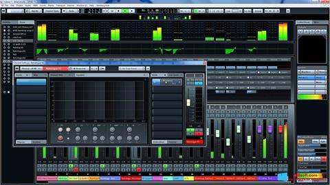 Снимак заслона Cubase Windows 8